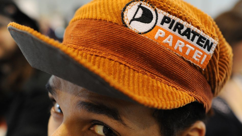 Pirat in Neumünster: Berlin ruft - aber nur wenige mischen bei der Kampagnenplanung mit