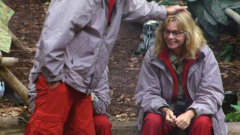 Dschungelcamp-Finale: Maren Gilzer gewinnt