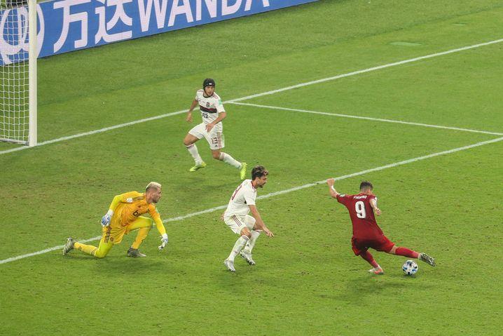 Roberto Firmino trifft zum Sieg bei der Klub-WM