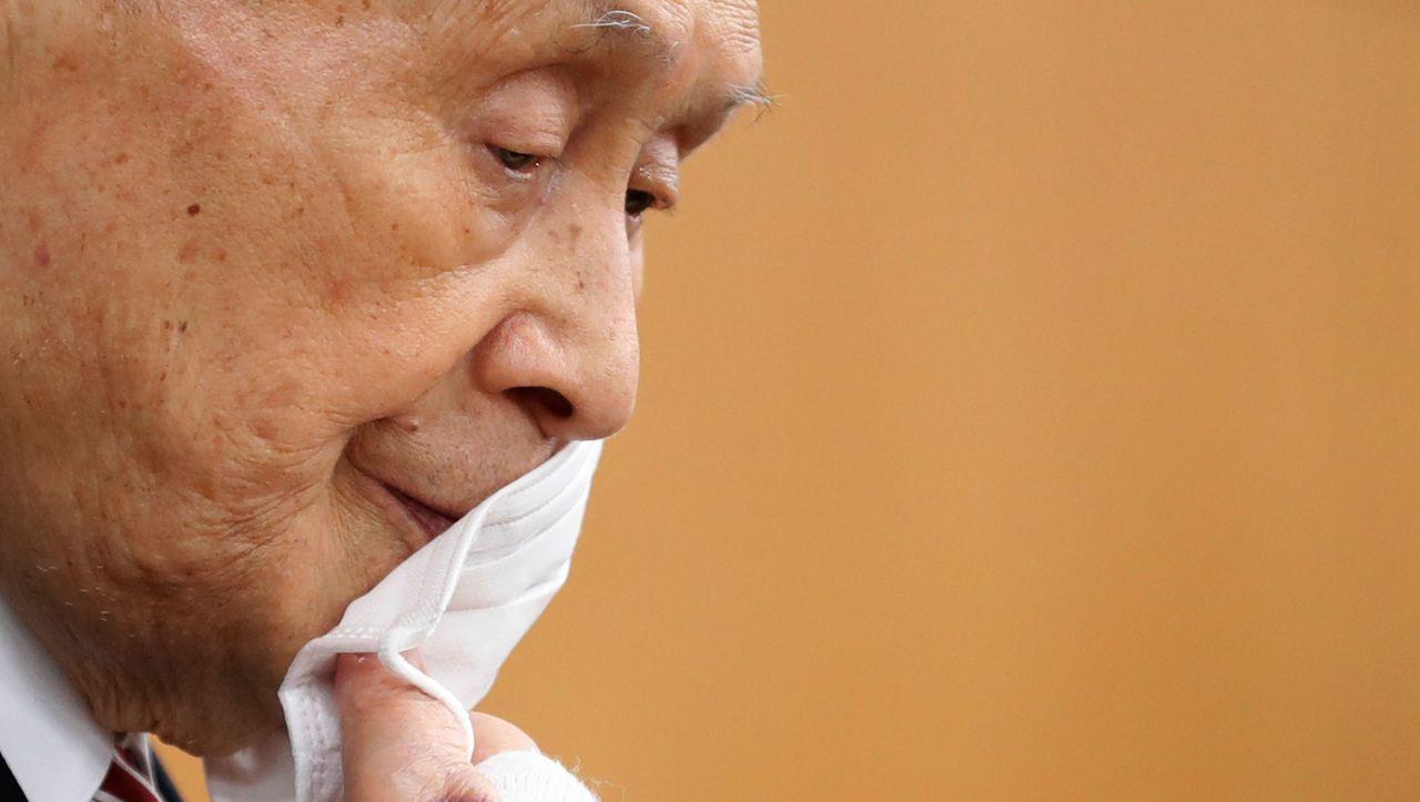 Sexistische Äußerungen: Japans Olympia-Organisationschef tritt zurück - DER SPIEGEL