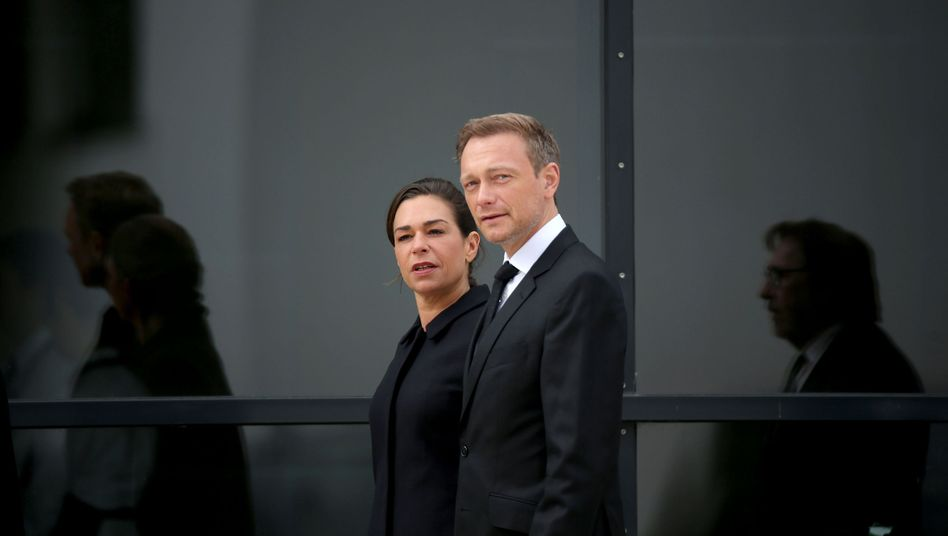 Rosenfeld und Lindner (April 2016)