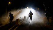 Polizei löst illegales Massentreffen in Brüssel auf