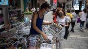 Chinakritische Zeitung reagiert auf Polizeirazzia mit massiver Auflagenerhöhung