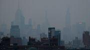 Brände an der US-Westküste trüben die Sicht in New York