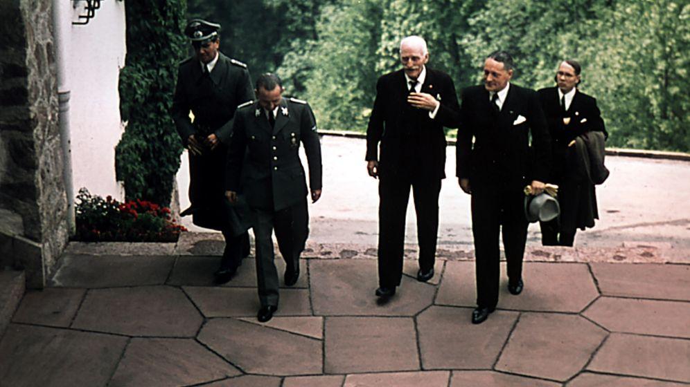 Misslungener NS-Propagandacoup: Standpauke für Hitler