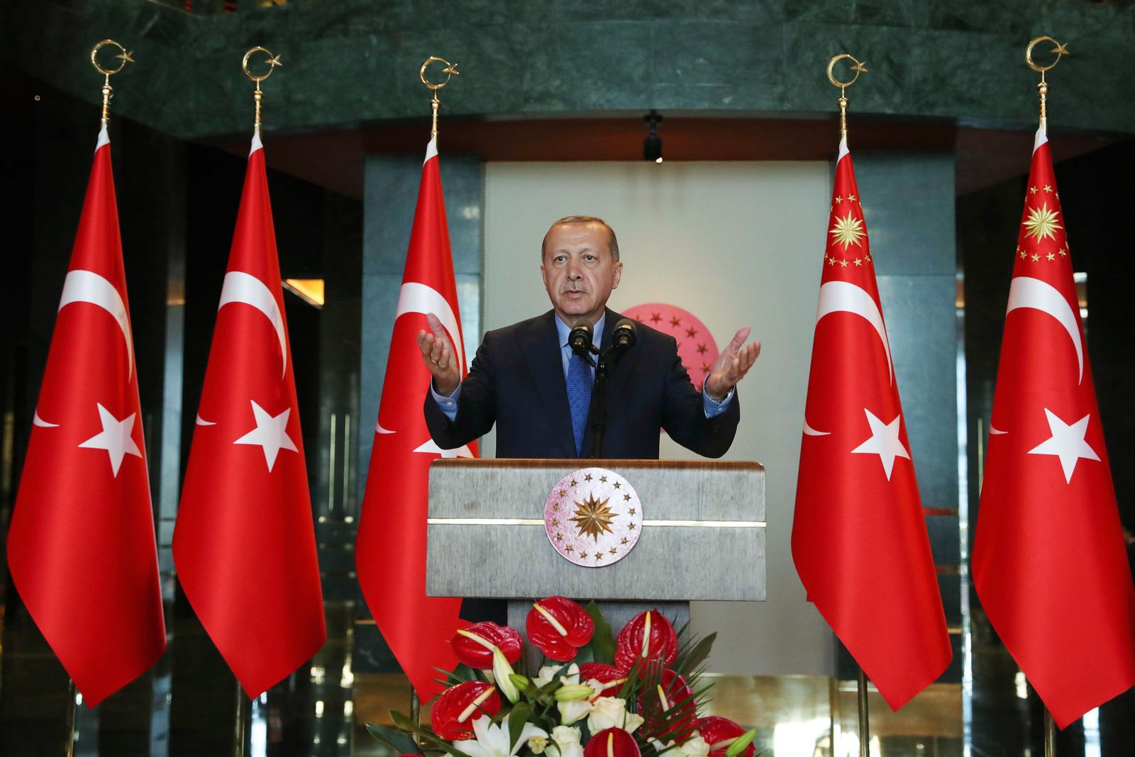 TURKEY-POLITICS-ECONOMY