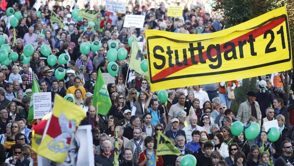 Stuttgart 21: Der Kampf geht weiter