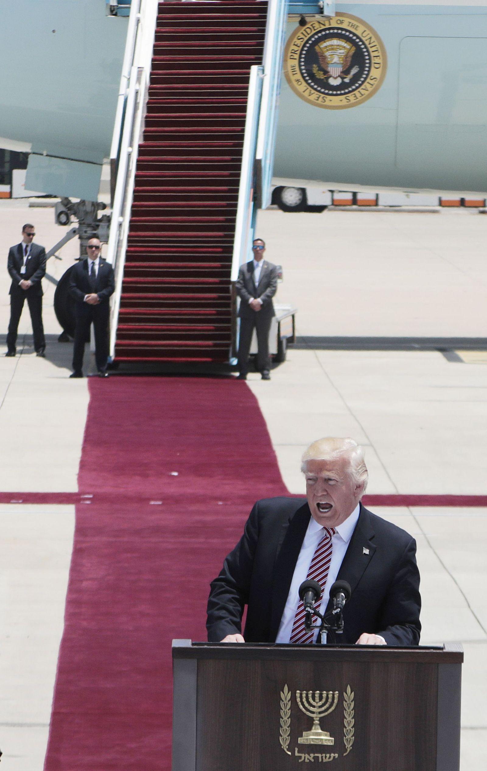 EINMALIGE VERWENDUNG STARTBILD Donald Trump
