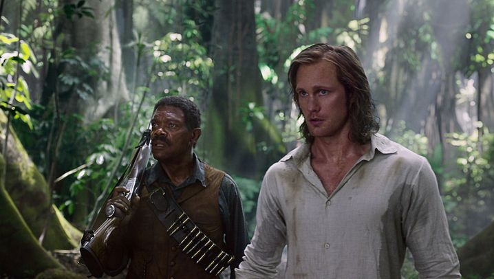 """Legend of Tarzan"": Pack den Lendenschurz ein"