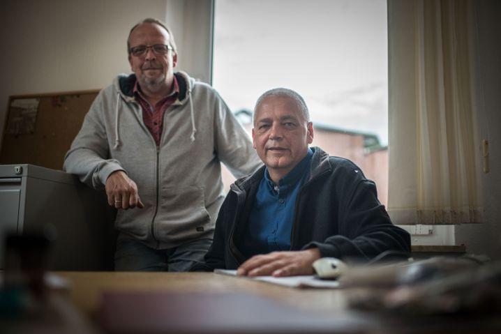 Ingo Lindemann (links) und Michael Wagner