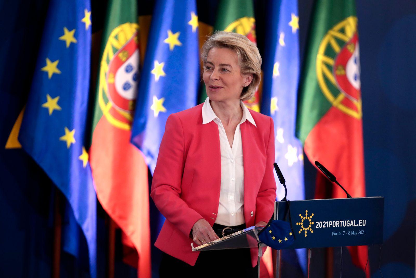EU-Gipfel in Portugal