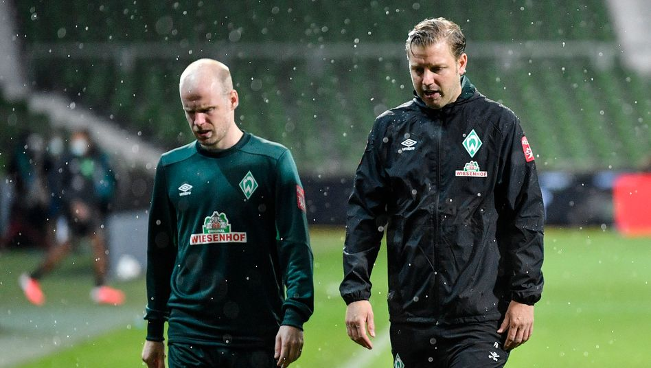 Die Mannschaft von Florian Kohfeldt kommt gegen Außenseiter Heidenheim nicht über ein 0:0 hinaus