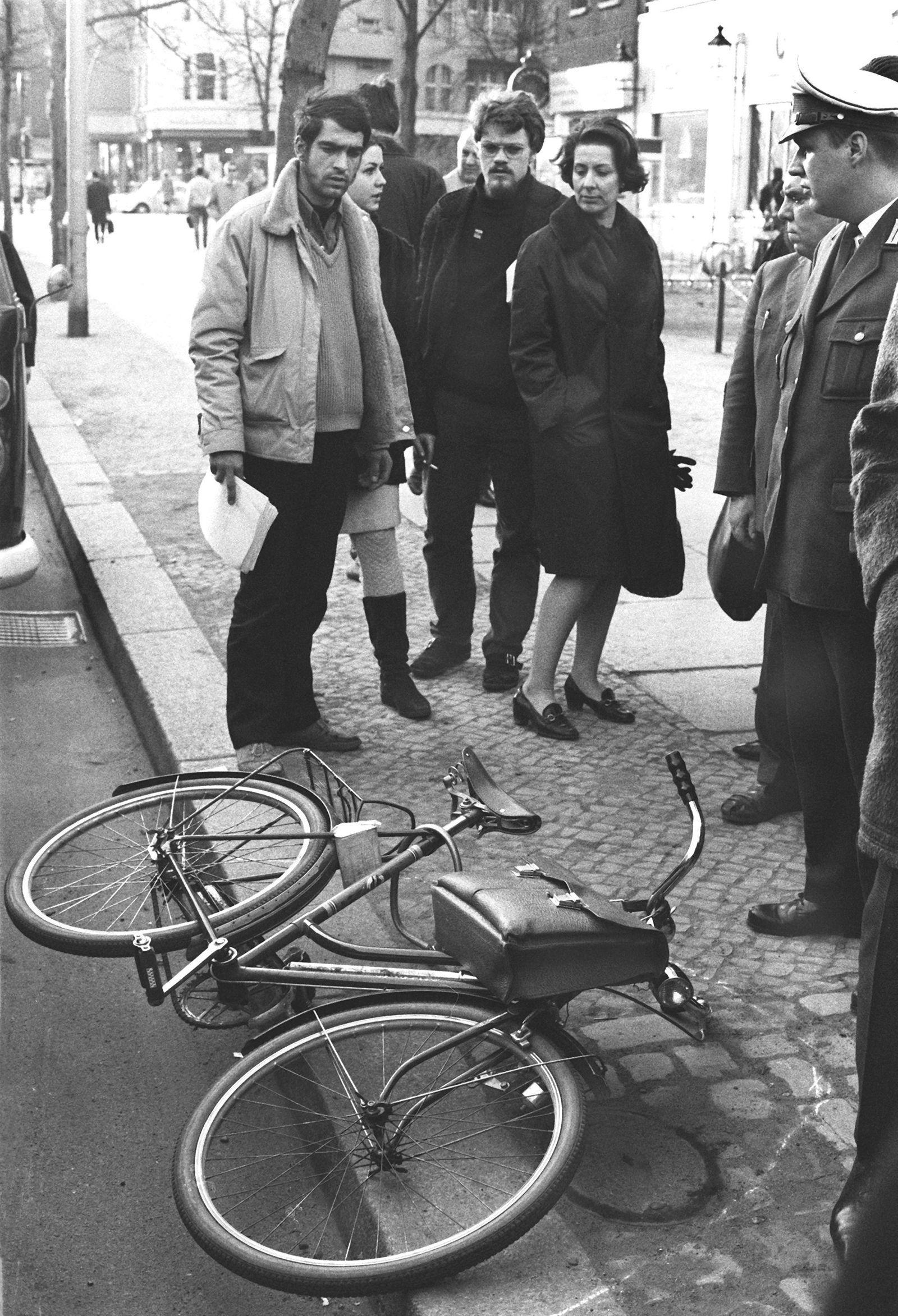 Das Jahr 1968 - Attentat auf Rudi Dutschke
