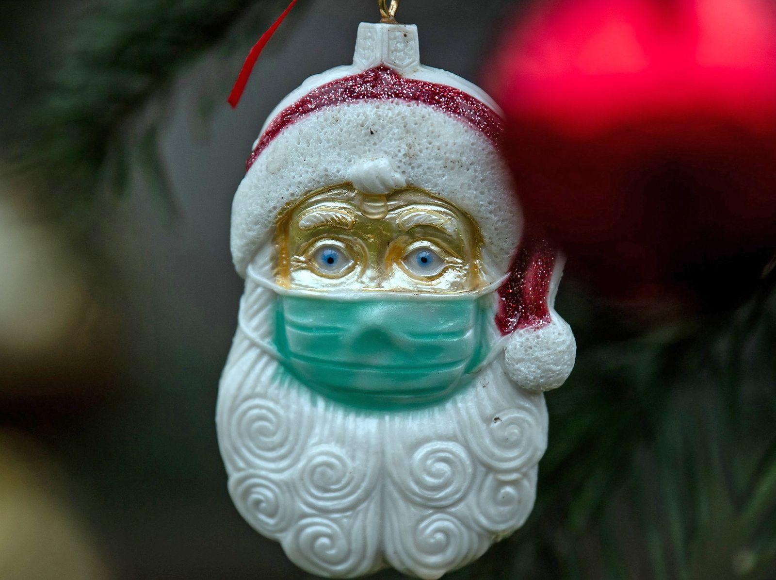 Coronavirus - Weihnachten