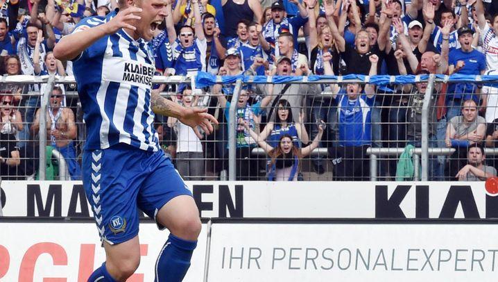 Darmstadt steigt auf: Ein Tor für den Durchmarsch in die Bundesliga