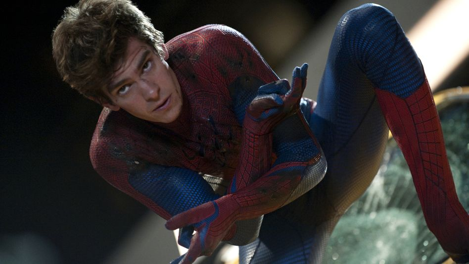 """""""The Amazing Spider-Man"""": Spinne auf Sinnsuche"""