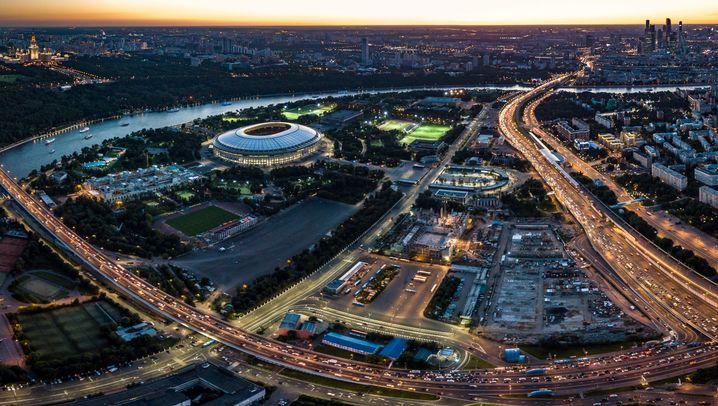 WM 2018: Das sind Russlands Stadien