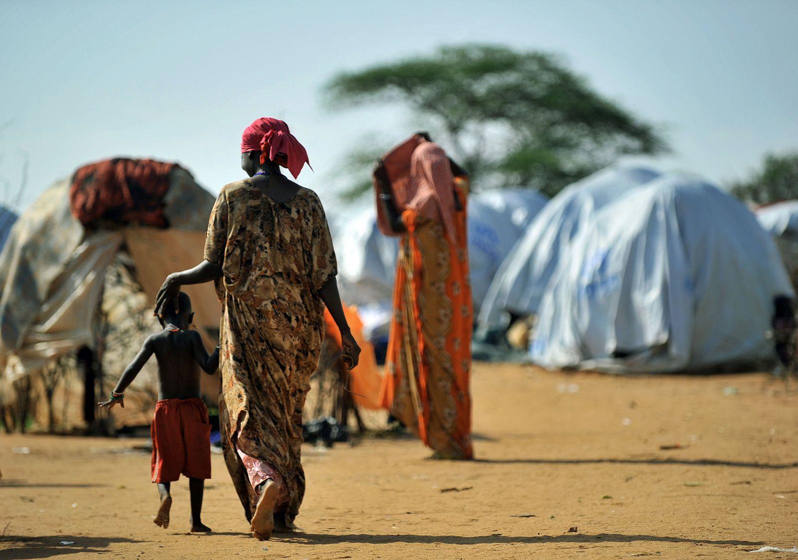 Ostafrika/ Dürre/ Hunger