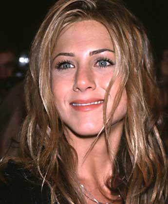 """Friends""-Star Jennifer Aniston"