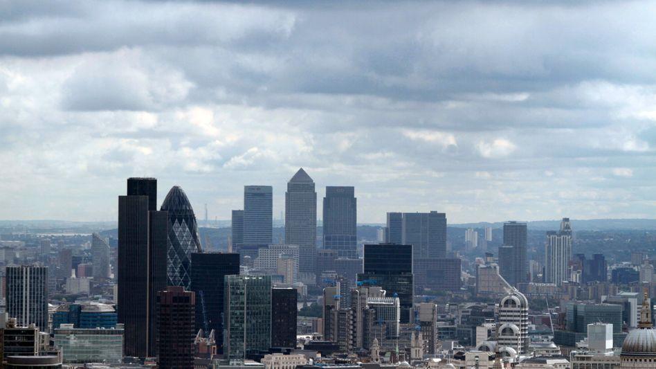 Londoner Bankenviertel: Gemeinsam durch die Krise?