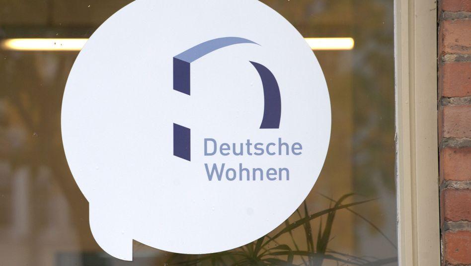Logo der Deutschen Wohnen: Kampf gegen die feindliche Übernahme