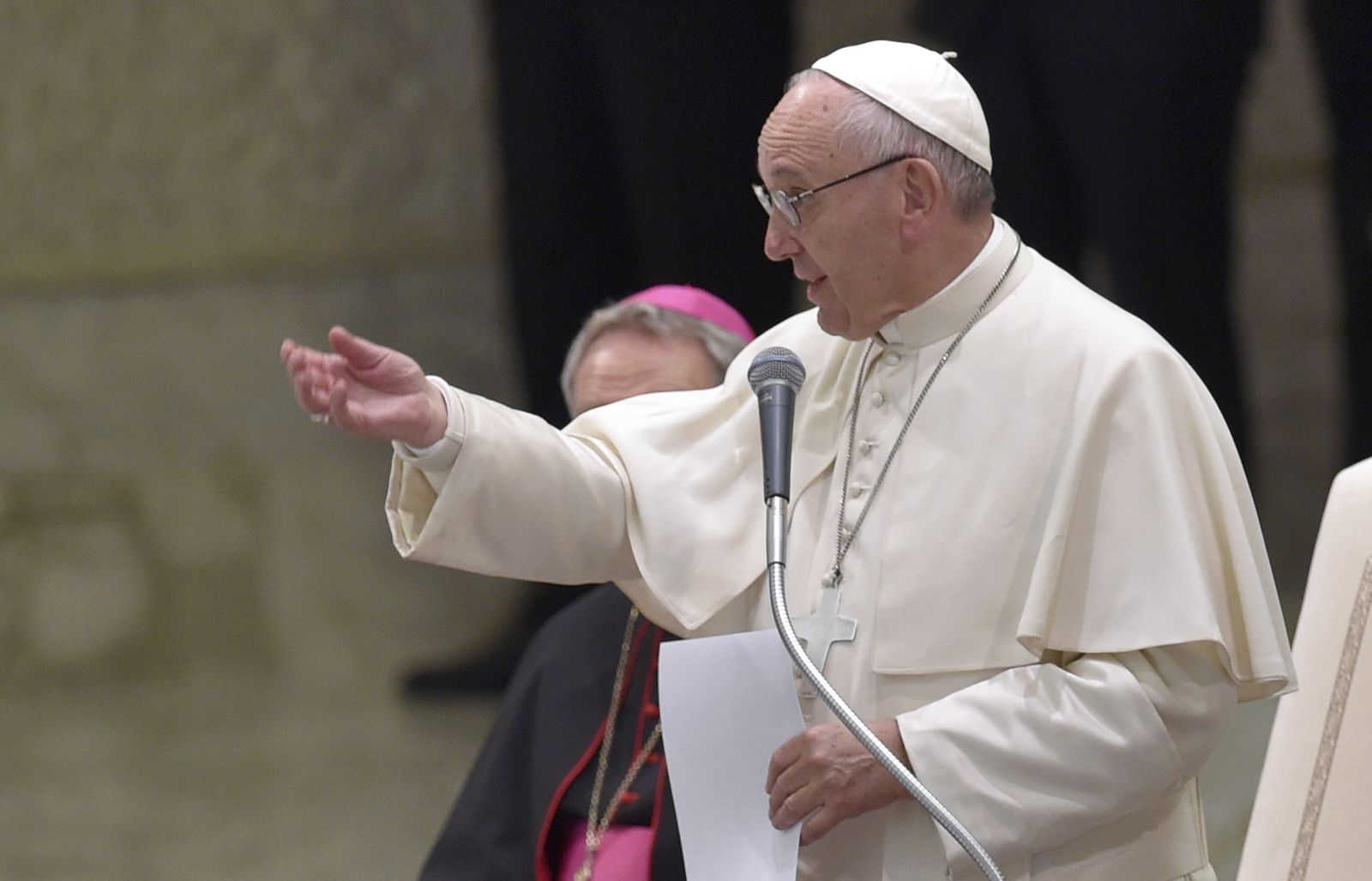 Papst/ Berichterstattung