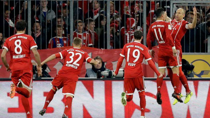 Bayerns Sieg gegen Leipzig: 13 Minuten Spannung
