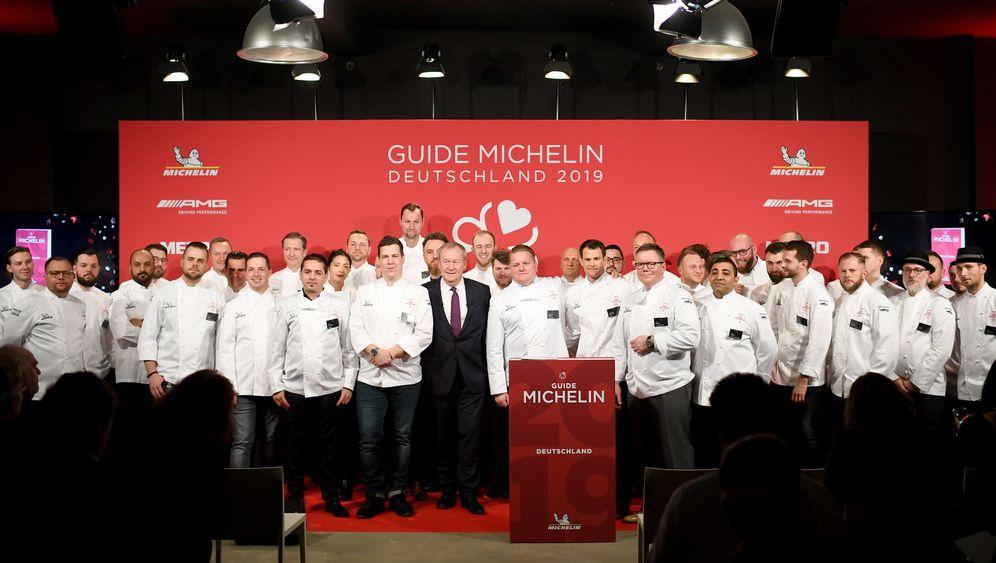 """Neuer """"Guide Michelin Deutschland"""": 309 Restaurants mit Michelin-Sternen"""