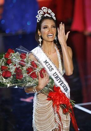 """Die neue Miss Universum: """"Besondere Zufriedenheit"""""""