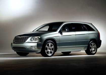 Auch die Chrysler-Studie Pacifica unterstreicht den Trend zum Luxuskombi