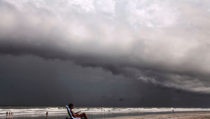 "Hurrikan ""Dorian"": Großeinsatz am Atlantik"