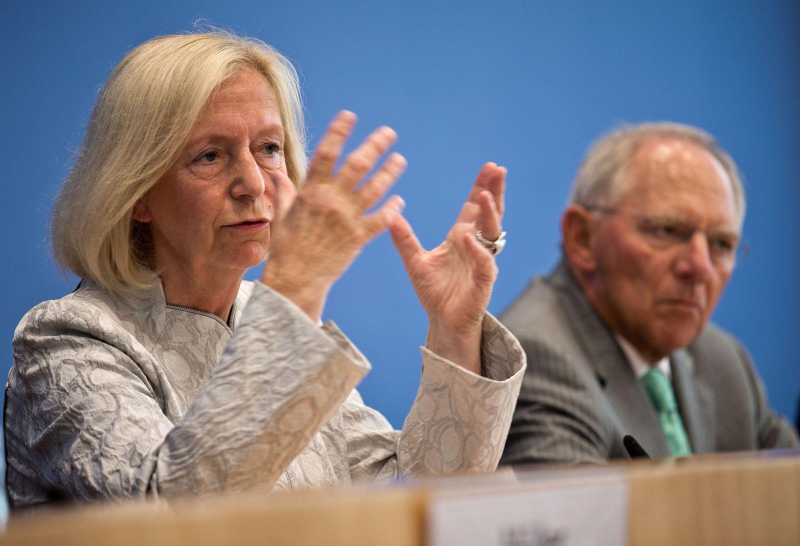 Wanka / Schäuble / Bafög Förderung