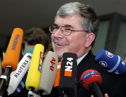 Staatsanwalt Bülles: Kronzeuge der Opposition in der Visa-Affäre