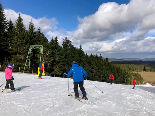 Winterberg: Ein paar Tage Skisaison