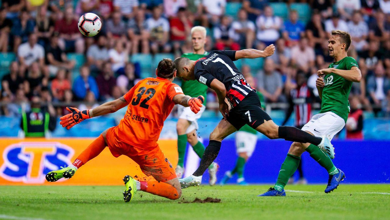 Europa League Qualifikation Frankfurt