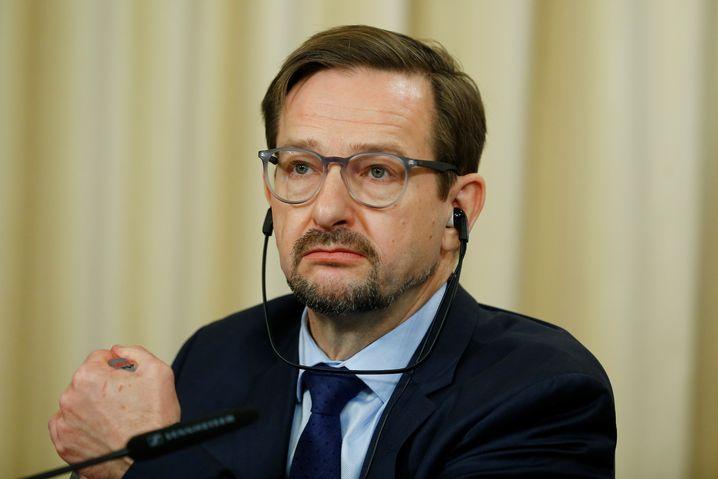 """Thomas Greminger: """"Krise des Multilateralismus"""""""