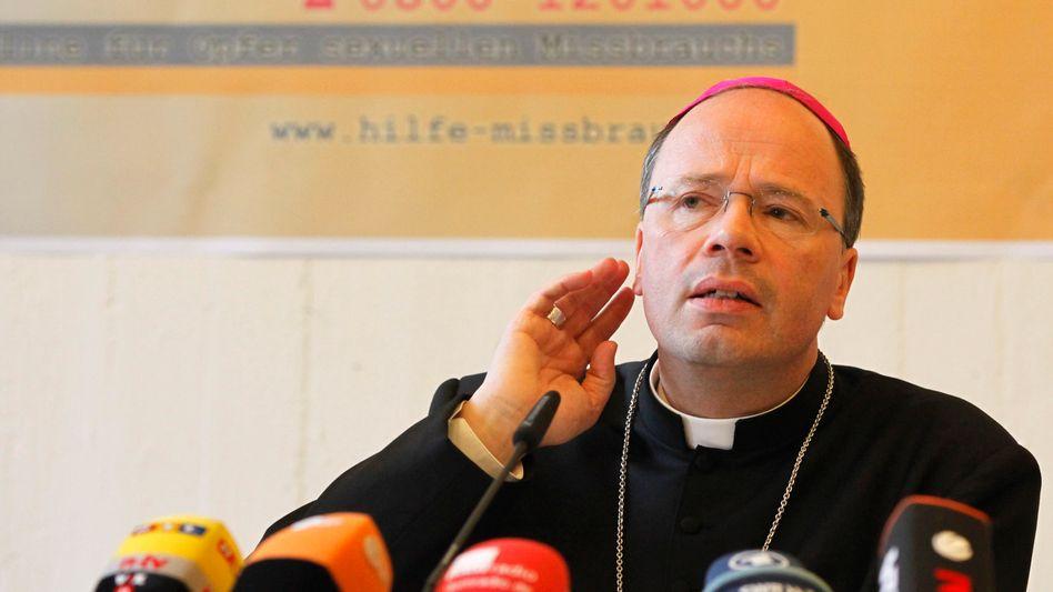 Trierer Bischof Stephan Ackermann: Nachsicht gegenüber Sexualstraftätern