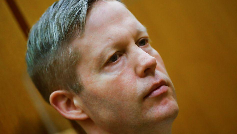Stephan Ernst, wegen Mordes an Walter Lübcke zu lebenslanger Freiheitsstrafe verurteilt