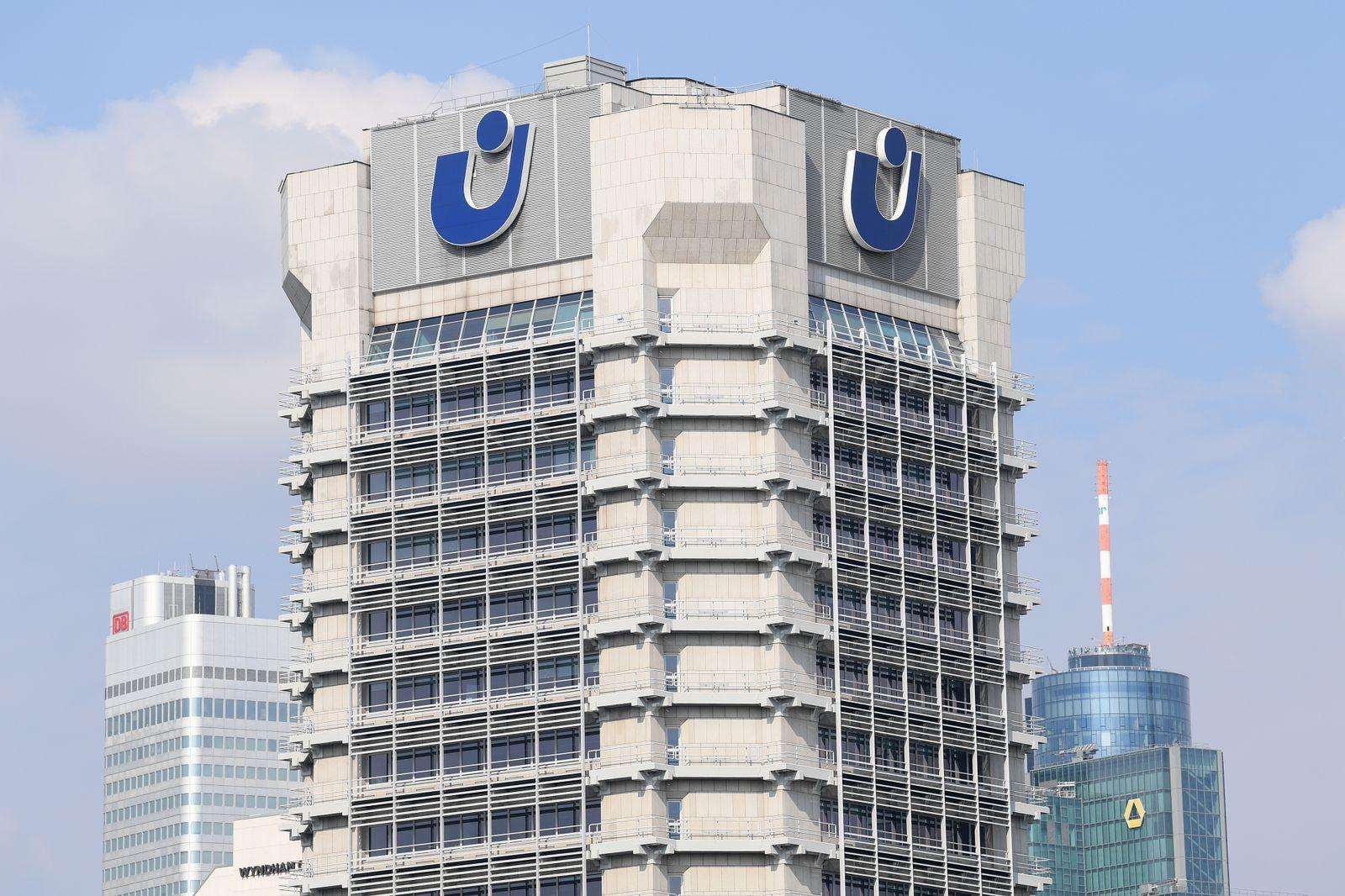 Union Investment Hochhaus in Frankfurt