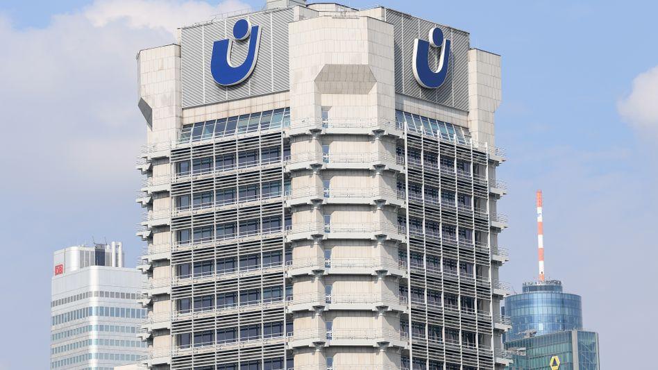 Zentrale von Union Investment in Frankfurt