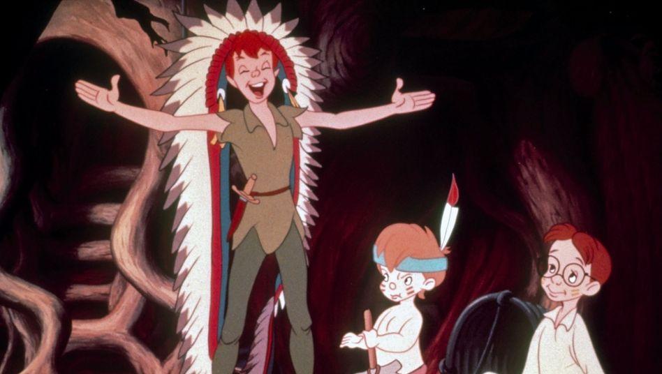 Szene aus Disneys »Peter Pan«: Ist das nur Verkleiden oder schon kulturelle Aneignung?