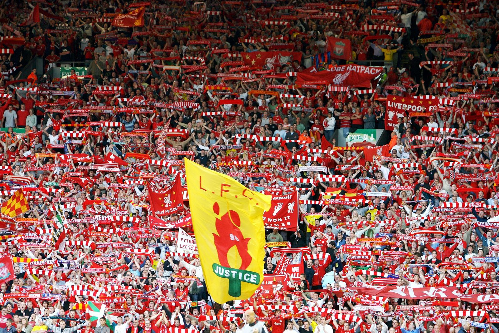 Liverpool / The Kop