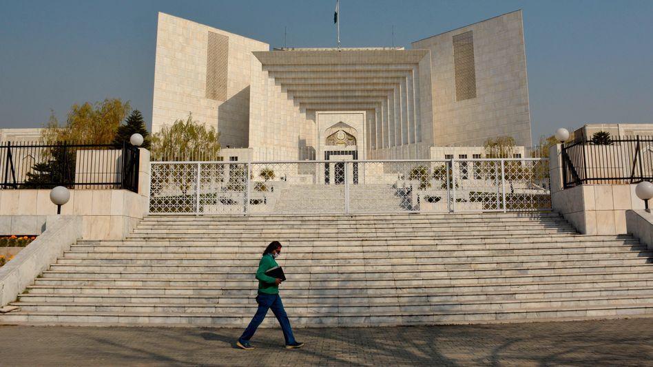 Oberstes Gericht in Pakistan