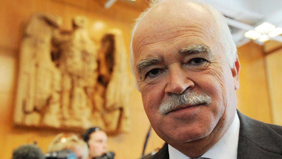 Peter Gauweiler (CSU): Verfassungsbeschwerde gegen Rettungsschirm