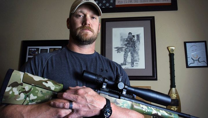 Bei Training erschossen: Das war Chris Kyle