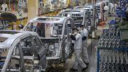Chinas Wirtschaft startet mit Rekordwachstum ins Jahr