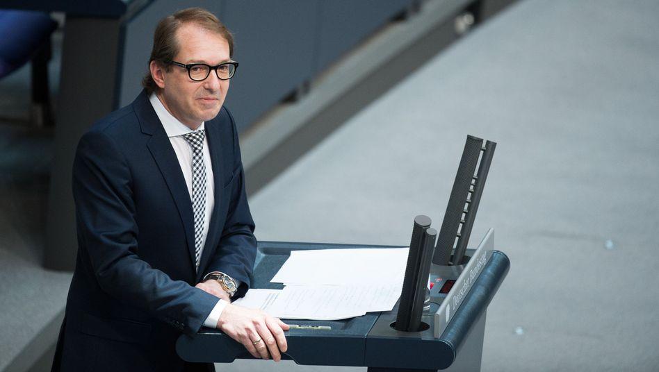 Umstrittenes CSU-Projekt: Bundestag beschließt Pkw-Maut