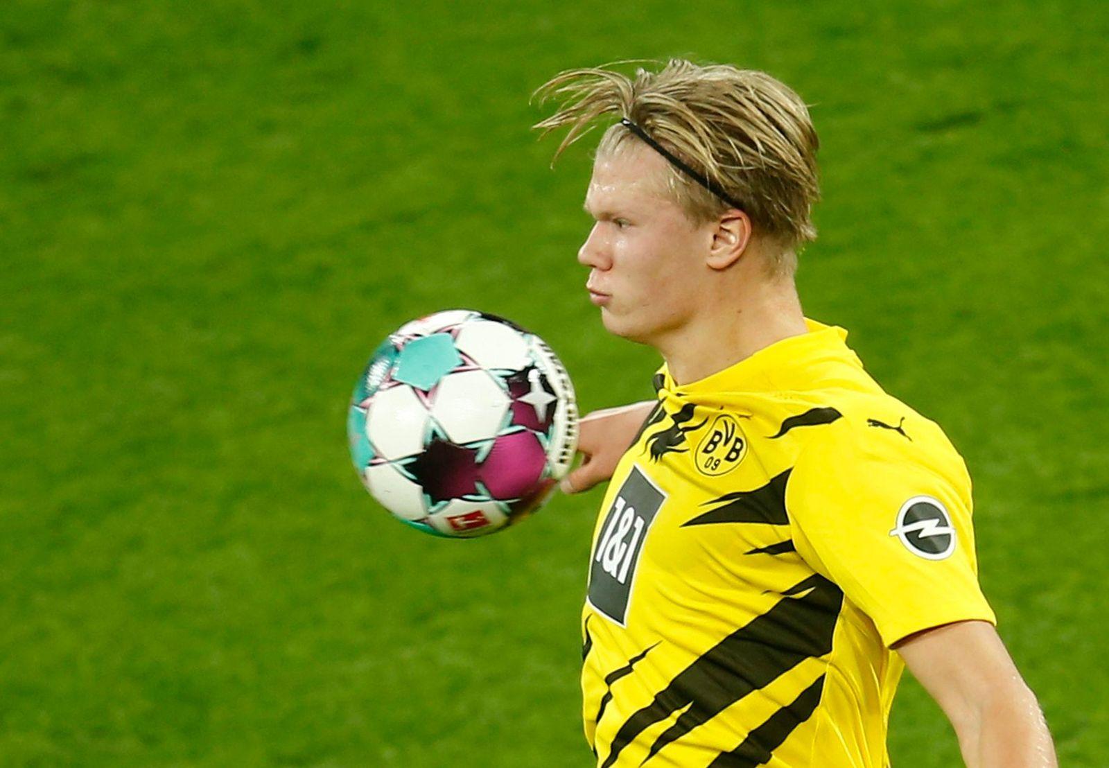 Borussia Dortmund vs FC Schalke 04, Germany - 24 Oct 2020