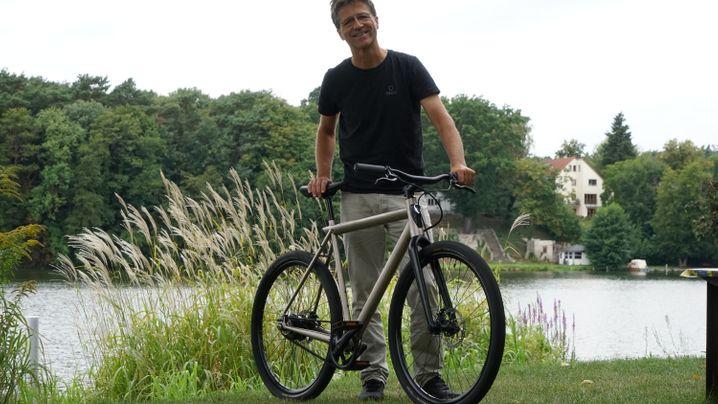 Ratgeber Rad - Geos Gravel: Akku im Versteck