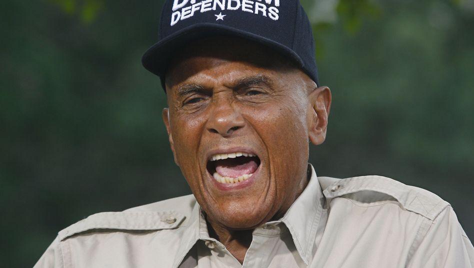 Harry Belafonte: Will Eigentumsrechte klären lassen